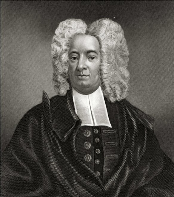 Cotton Mather. Painting: Peter Pelham