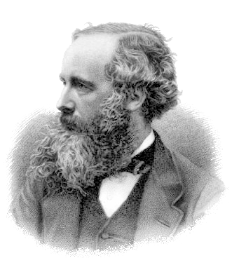 James Clerk Maxwell. Engraving by G. J. Stodart from a photograph by Fergus of Greenack